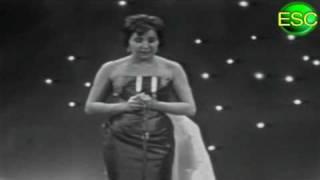 ESC 1960 09 - Switzerland - Anita Traversi - Cielo E Terra