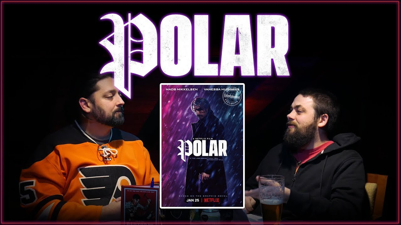 Movie Poster 2019: Polar (2019) Netflix Movie Review