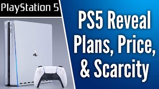 PS5 Reveal Plans, Price, Release Date, & Availability Revealed In New Report