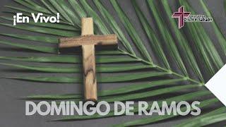 Domingo de Ramos (Domingo de la Pasión), Cristo El Salvador LCMS Del Rio, TX