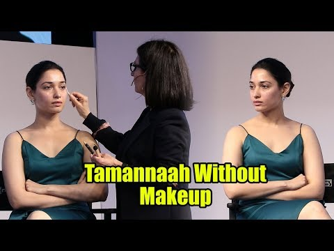 UNCUT - Tamannaah Bhatia With Iconic American Beauty Entrepreneur Bobbi Brown