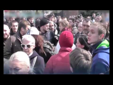 Украина. Хроника преступлений. Киев, 14 апреля 2014 года