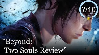 Beyond: Two Souls Review (Video Game Video Review)