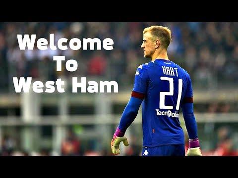 Joe Hart●Welcome to WEST HAM●Best saves 2016-2017(Torino)