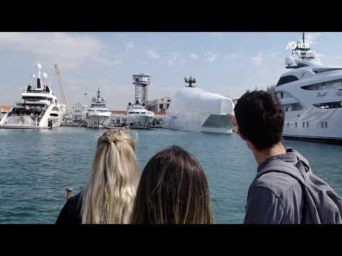 Port Barcelona | Tesis Project | IED Barcelona