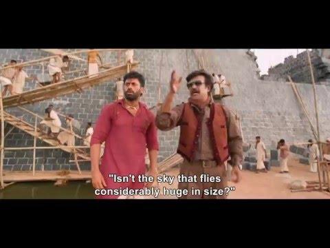 Indinae Vaa|Lingaa|Rajinikanth|K.S.Ravi Kumar  HD 720p