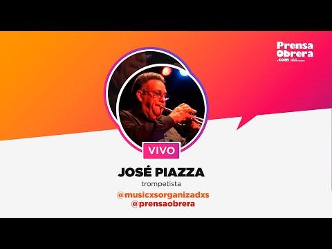 Entrevista con José Piazza, trompetista de música clásica // Instagram Live