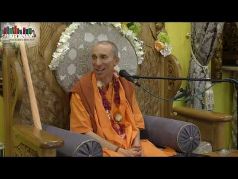 Лекция Е.М. Бхакти Ратнакар Амбариша свами. Санкиртана- миссия всей жизни. 2 часть