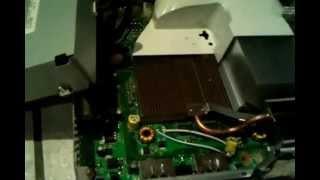 réparation erreur 0102 xbox 360 4