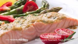 Revolving Restaurant Tour De Ville - Delta Hotel Montreal (english) - Reseau411.ca