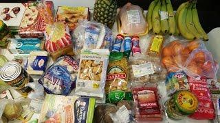 Покупки продуктов на Новогодний стол/ Ашан/Затарились по полной