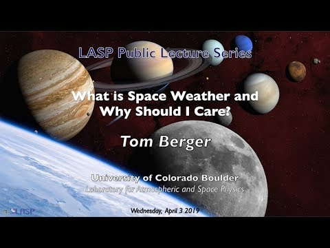 What is Space Weather and Why Should I Care?