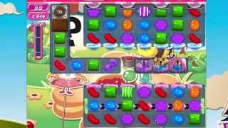 Candy Crush Saga Level 748 No Booster 3 stars!