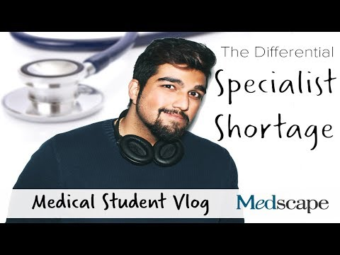 Specialist Shortages | The Med Student Differential