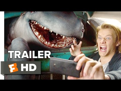 трейлер 2017 - Monster Trucks Official Trailer #1 (2017) - Lucas Till, Jane Levy Movie HD