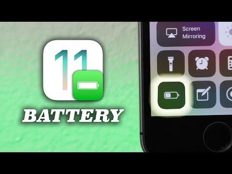 Improve iOS 11 Battery Life Tips & Tricks