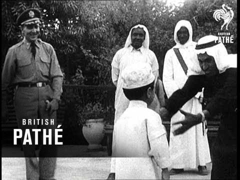 News Flashes - King Saudi's Son (1957)