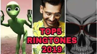 Top 5 best Ringtones 2019| Top 5 world famous RINGTONES