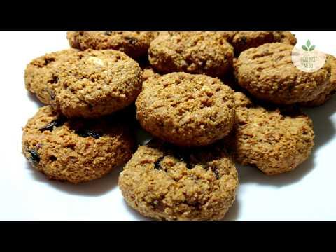 Самый вкусный рецепт постного овсяного печенья пп БЕЗ МУКИ САХАРА и ЯИЦ! 381 ккал на 100 гр