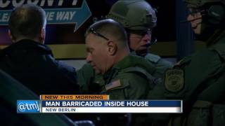 Man found dead in New Berlin home following police standoff