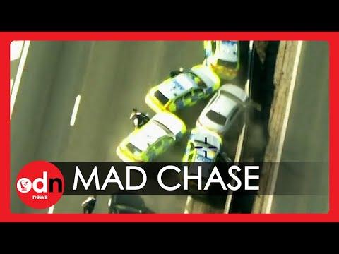 Speeding Driver Smashes