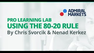 Pro Learning Lab: Why using the 80 20 rule is useful in trading (April 23, 2015)
