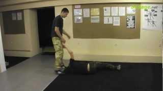 Русский стиль - защита от ударов