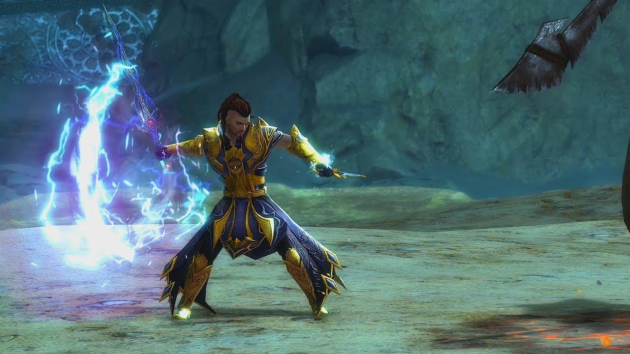 Guild Wars 2: Path of Fire Elite Specializations—Weaver (Elementalist)