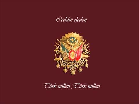 Ceddin deden sözleri | lyrics of ottoman song |HD|