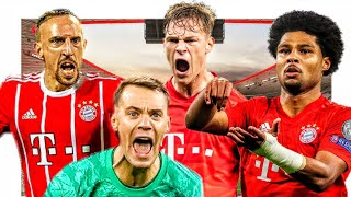 FC Bayern - Die Champions League Story | 2016 - 2020 (Epic Video)