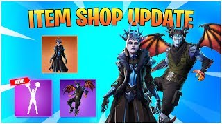 Fortnite ITEM SHOP Update NEW FLUX EMOTE! - 18th January 2019  (Fortnite Shop Live Countdown)
