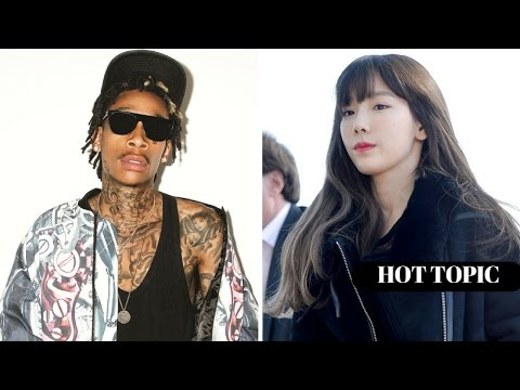 Wiz Khalifa Calls Taeyeon Out For FLAKING On Collaboration?! | HOT TOPIC!