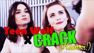 Video Teen Wolf ✖ Crack! (HUMOR!) SEASON 3B download MP3, 3GP, MP4, WEBM, AVI, FLV Juli 2018