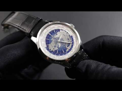 Jaeger-LeCoultre Geophysic Universal Time 8108420 Showcase Watch Review