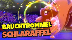 BAUCHTROMMEL Schlaraffel (VGC 2020) | Pokemon Schwert & Schild