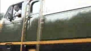 CN 103-102 Private Passanger Train