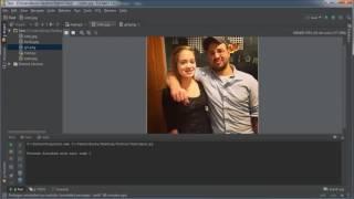 Программирование на Python - 44 - Наложение изображений