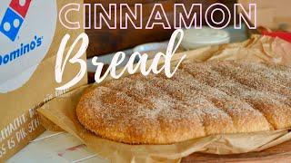 Cinnamon Bread wie von Dominos selber machen / Zimtbrot mit Vanille-Icing / Cinnamonbread