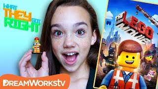 The LEGO Movie Almost Looked Like THIS? | WHAT THEY GOT RIGHT