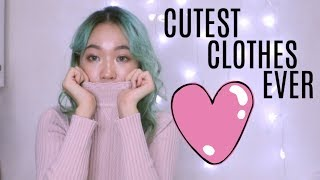 EVERYTHING PINK HAUL (Well Almost) | SheIn & Zaful | Euodias