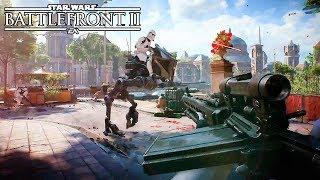 Star Wars Battlefront II - E3 2017 Gameplay Trailer @ 1080p HD ✔