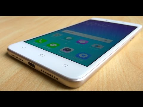 Oppo A37 Gold Full Review and Unboxing