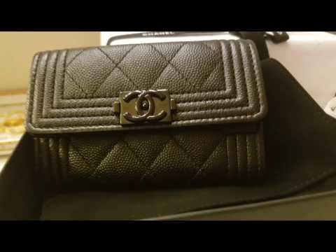 Chanel SO Black reveal!