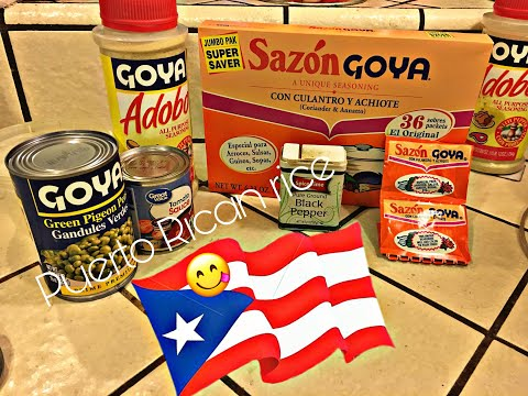 How To Make Puerto Rican Rice Step By Step