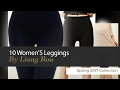 10 Women'S Leggings By Liang Rou Spring 2017 Collection