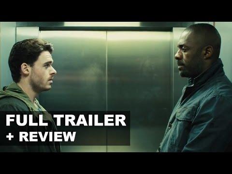Bastille Day Trailer + Trailer Review - Idris Elba, Richard Madden - Beyond The Trailer