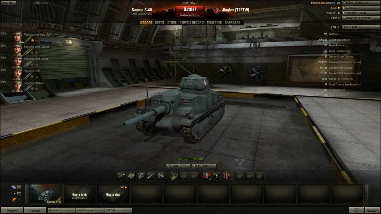 wot matchmaking tier 4