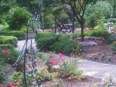 Tanger Family Bicentennial Garden Youtube