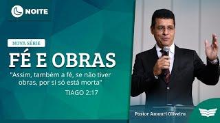 Bem vindo ao Culto da Noite   Rev. Amauri de Oliveira,
