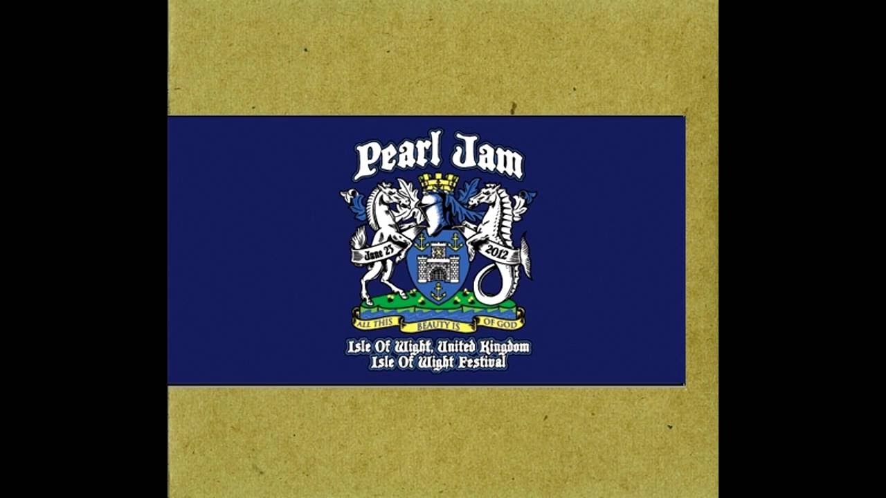 Pearl Jam - Isle of Wight Festival, UK (23/6/2012) Official Bootleg